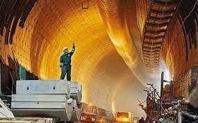 تحقیق کاربرد روش های چتری در تونل زنی در زمین های نرم